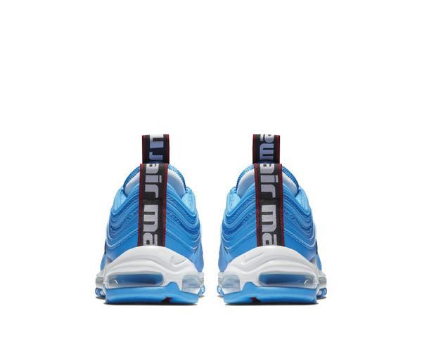 SOLE LINKS on Twitter: Nike Air Max 97 Premium 'Blue Hero