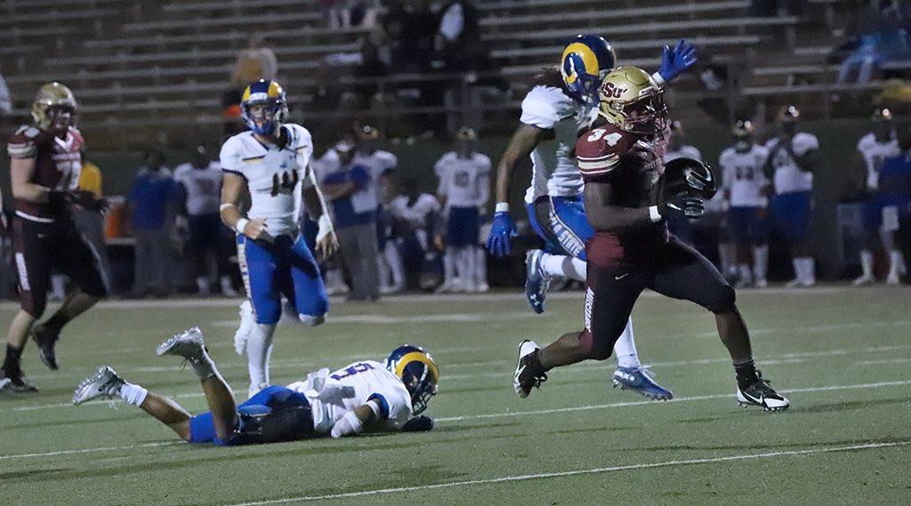 Msu Wichitan Online On Twitter Win Football Defeats St Angelo