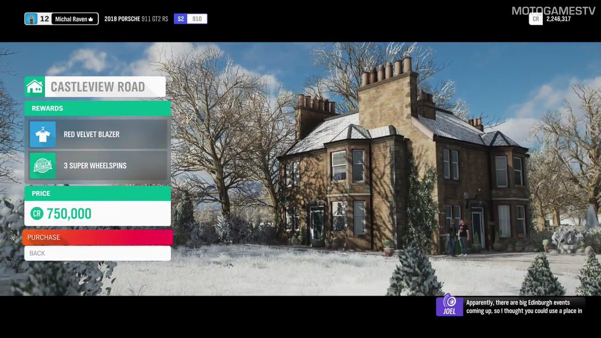 Fh4 All Houses Info Revealed Forza