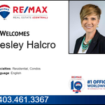 RE/MAX Real Estate (Central) Welcomes Lesley Halcro to the RE/MAX Team!#calgaryrealestate #remaxrockstars #remaxrecentral #remaxyyc #remaxcalgary #homesforsale #remax #joinremax #calgaryevents #remax #calgarynews #realtor https://t.co/lrMfjj319Z …