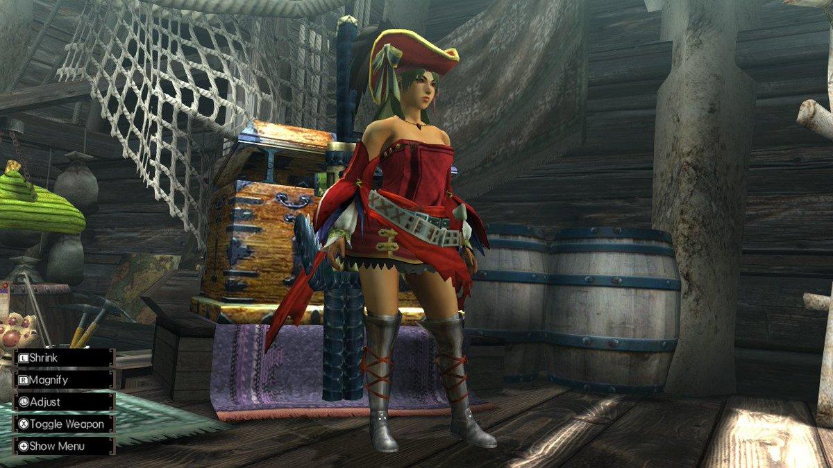 Fashion Huntress Wardrobe