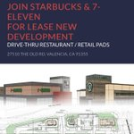 Image for the Tweet beginning: Join Starbucks & 7-Eleven |