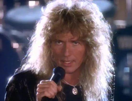 Happy Birthday David Coverdale! Long may Whitesnake reign.