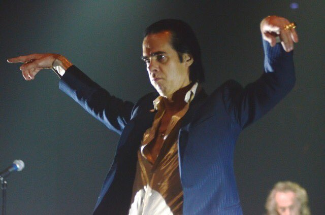 Happy Birthday to Nick Cave... you are, and will always be the transcendent best...
