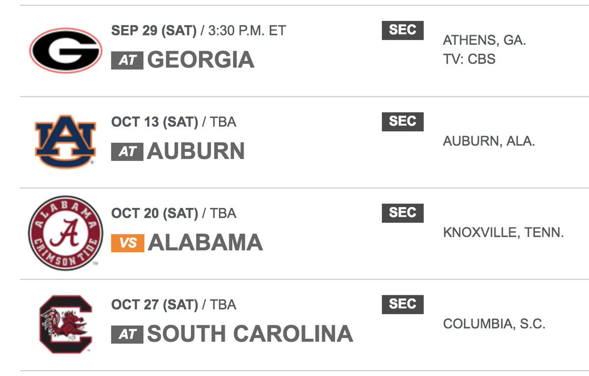Itll get better, Vols I mean, not any time soon, but probably some day