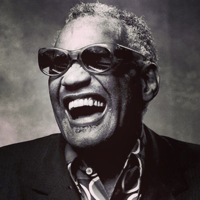 Happy birthday to The Genius, Ray Charles!