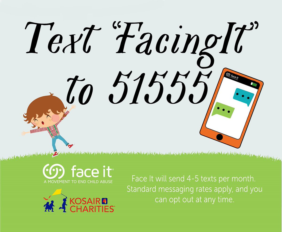 Face It® Abuse on Twitter: