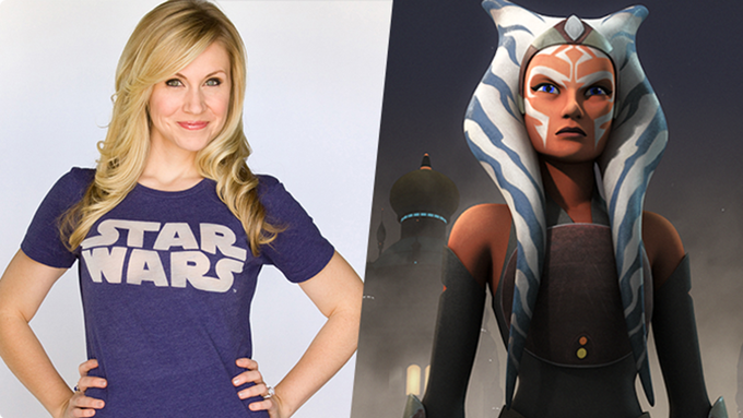 Happy birthday Ashley Eckstein Here\s hoping it was a magical one!