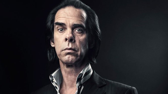 Happy 61th birthday Nick Cave of The Birthday Party and The Bad Seeds!