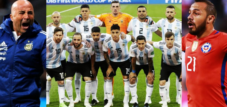 LA VERSIÓN DE MARCELO DÍAZ. La razón por la que Jorge Sampaoli tuvo éxito con Chile y no con Argentina: somosinvictos.com/2018/09/22/la-…