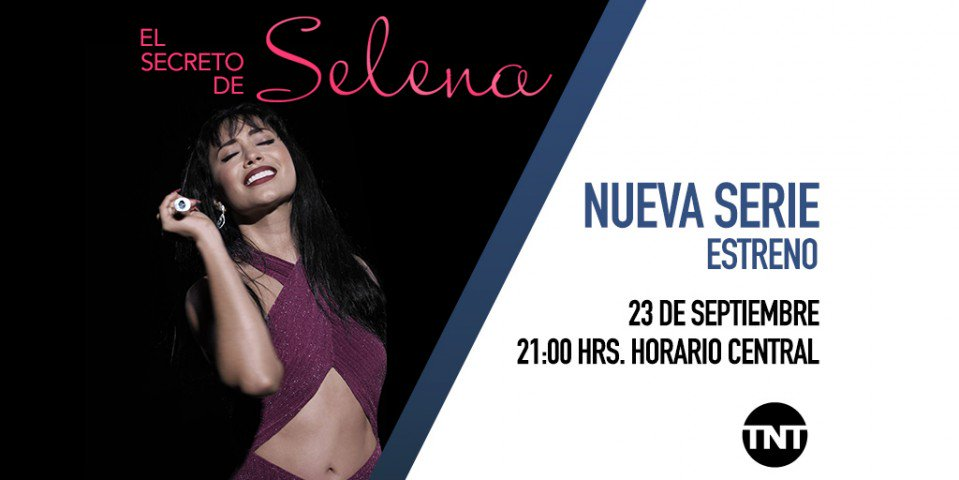 Pop, Rock, Metal. No importa cual sea tu género musical favorito, todos nos sabemos alguna de sus canciones. Mañana gran estreno de la serie 'El secreto de Selena' por @canaltnt. https://t.co/DhDtqjKAL4