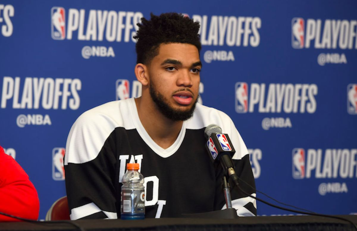 Karl-Anthony Towns agrees to a 5-year, $190 million extension with T-Wolves trib.al/c3TqlEp