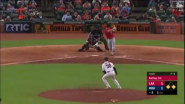 Mike. Trout.   #Crushed https://t.co/otaTED5w1B