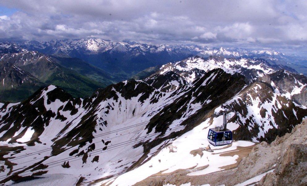 Il n'a pas gelé depuis 100 jours sur le Pic du Midi: un nouveau record historique https://t.co/a1JpeSCzJ0