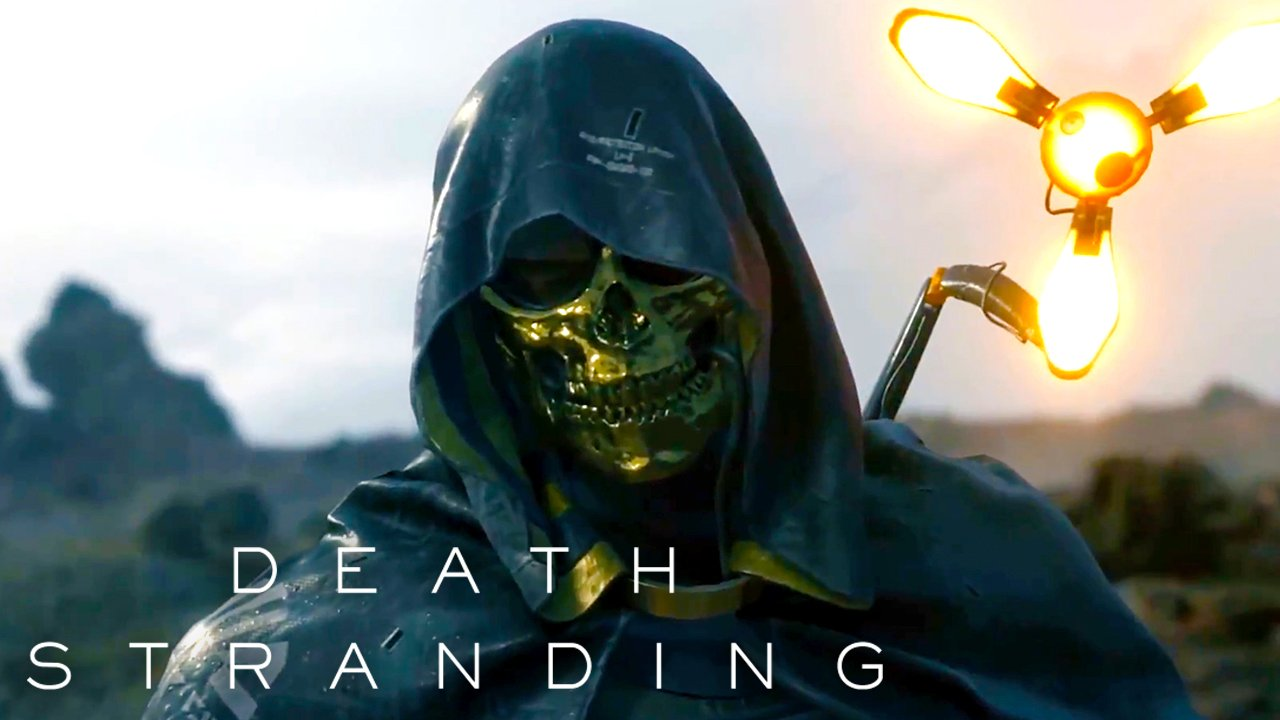 NEW Death Stranding trailer from #TGS2018 featuring Troy Baker has been revealed! �� https://t.co/XEEO3Gvwg4