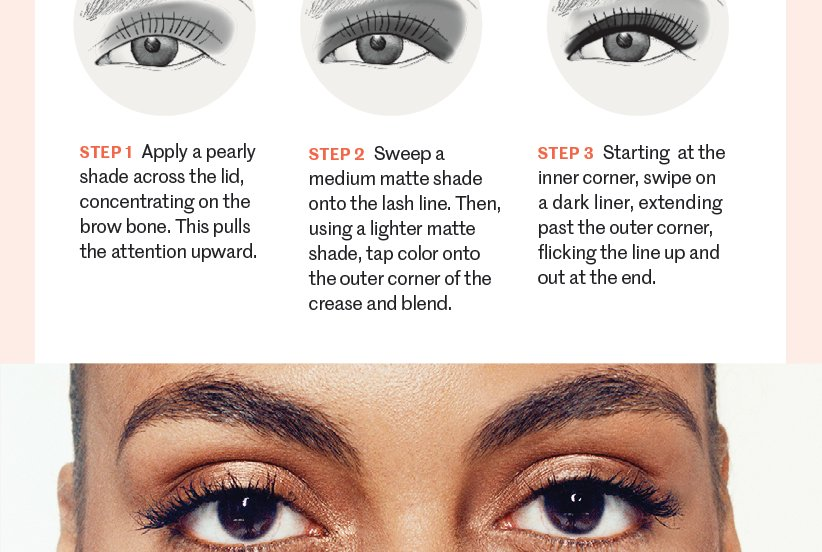 Real Simple On Twitter Heres The Best Eye Makeup For Your Eye