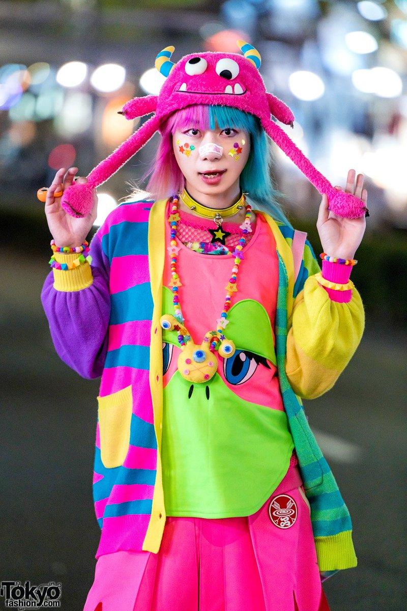 b128e4751a Tokyo Fashion on Twitter: