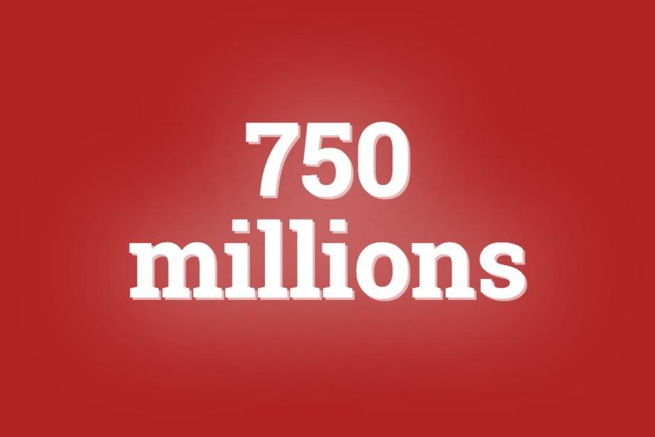 """Le chiffre du jour. Le nombre total d'individus vivant dans l'""""extrême pauvreté"""" est passé sous le seuil des 750millions https://t.co/xvF4wusCba #pauvreté #précarité #banquemondiale"""