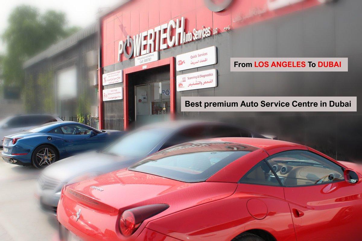 Powertech Auto Services On Twitter Premium Exotic Car Repair Dubai