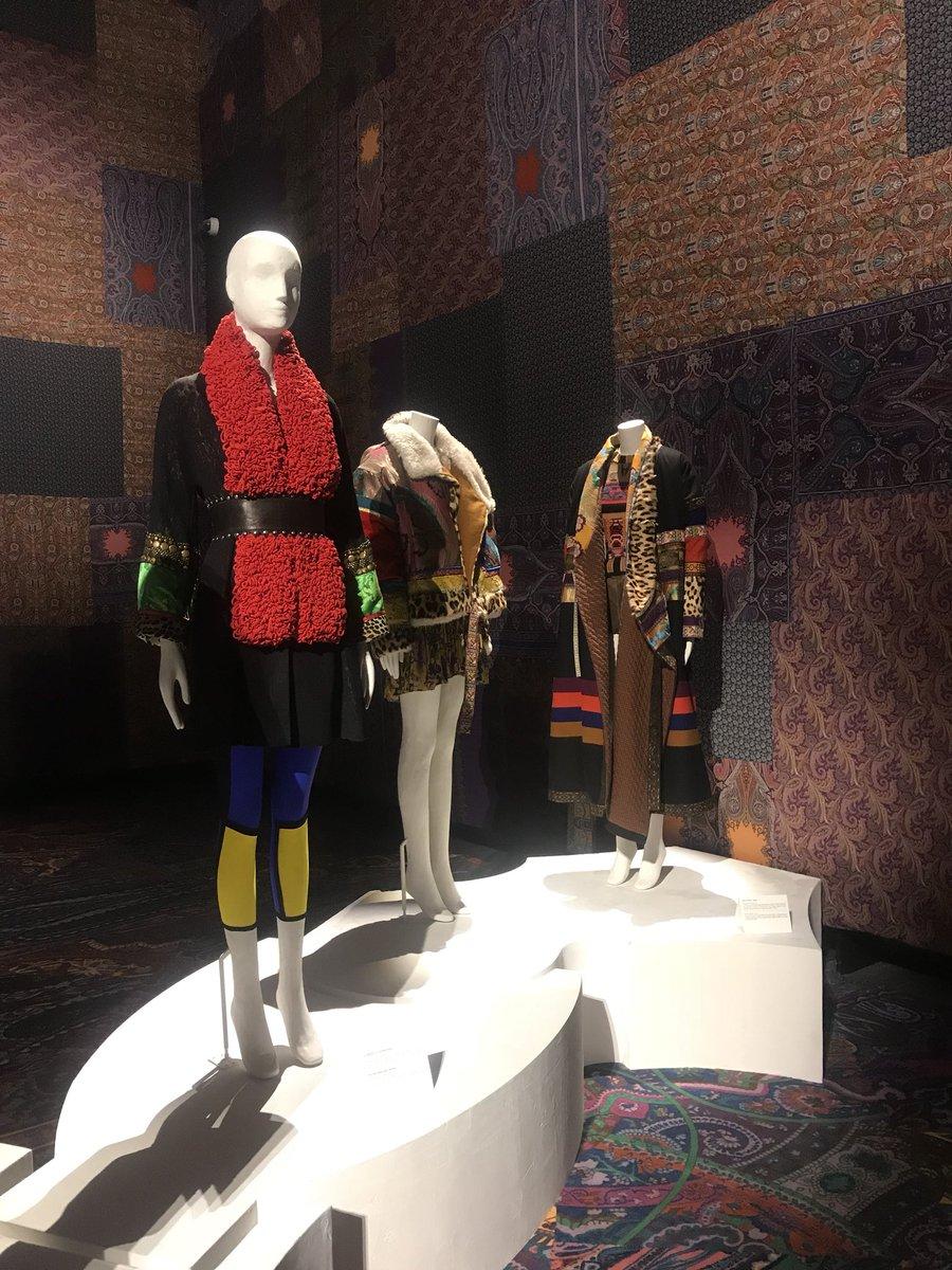 Inaugurata ieri al #mudec di #Milano in occasione della #MilanoFashionWeek la suggestiva mostra che celebra i #50years di #etro.  - Ukustom