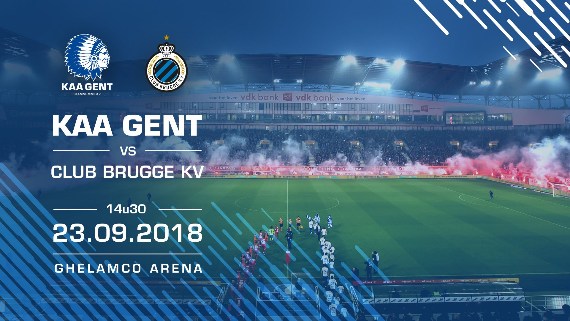 Kaa Gent On Twitter Three Points At Home Lets Do This