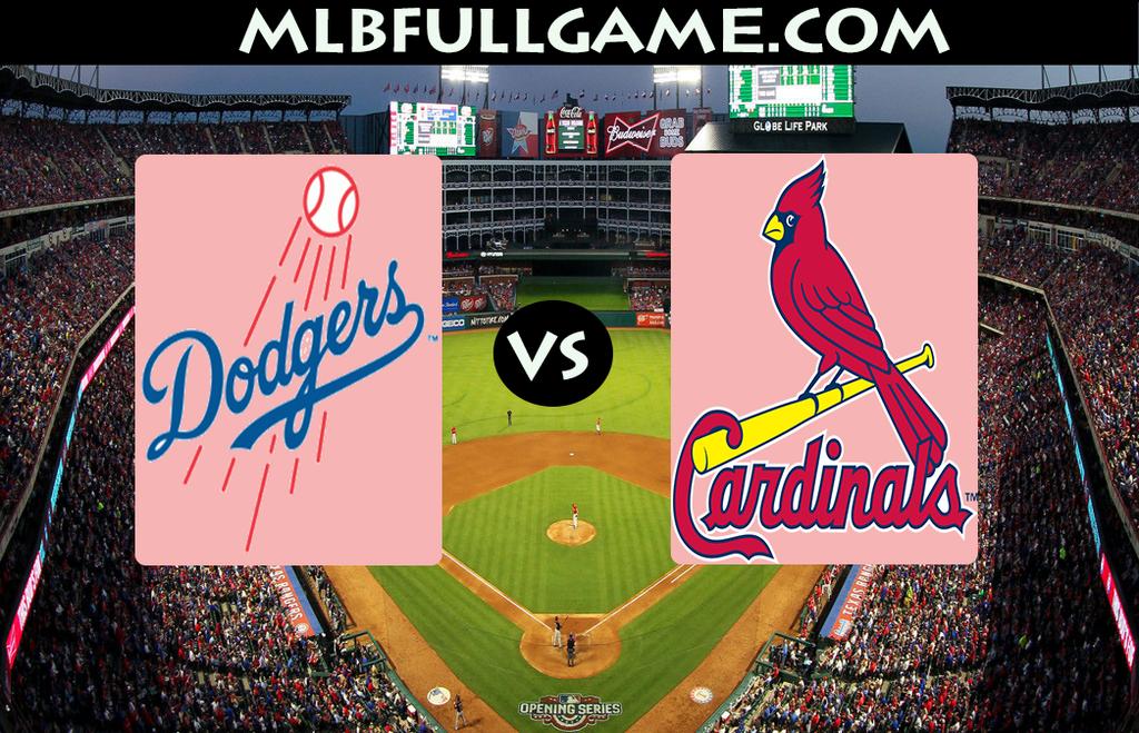 Los Angeles Dodgers vs St. Louis Cardinals (4/4)-Sep 16,2018  http:// mlbfullgame.com/los-angeles-do dgers-vs-st-louis-cardinals-4-4-sep-16-2018/ &nbsp; … <br>http://pic.twitter.com/OTwEZYdwyk