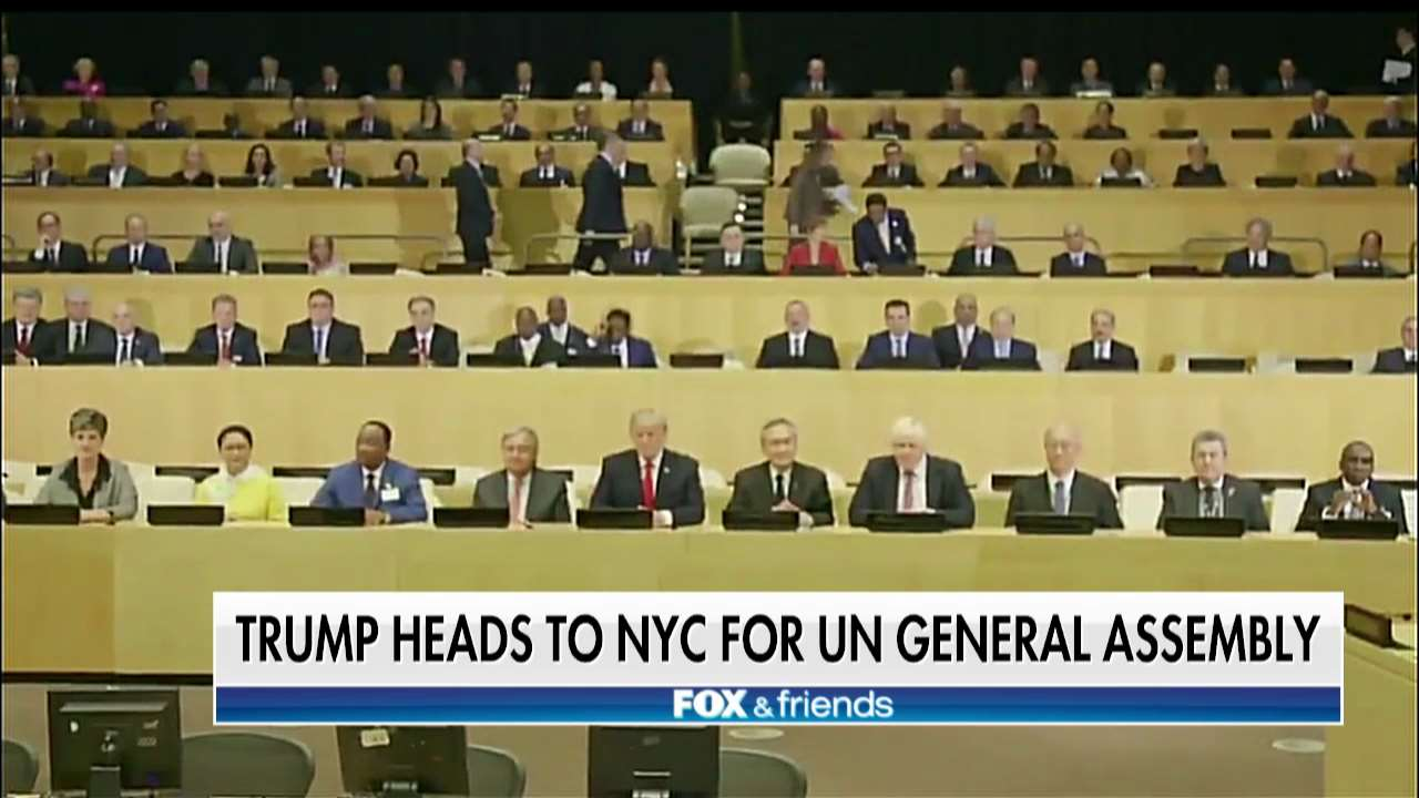 .@POTUS heads to NYC for UN General Assembly https://t.co/c4doA4yv91