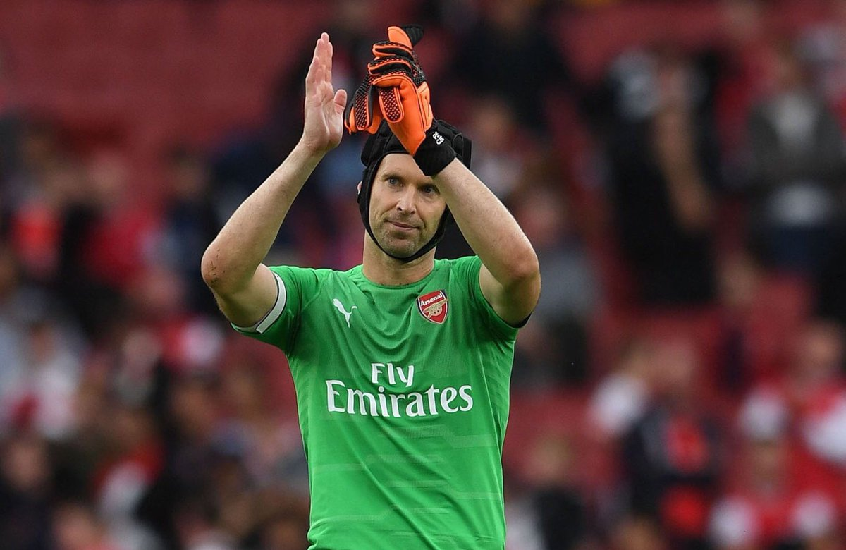 Image result for arsenal vs everton petr cech