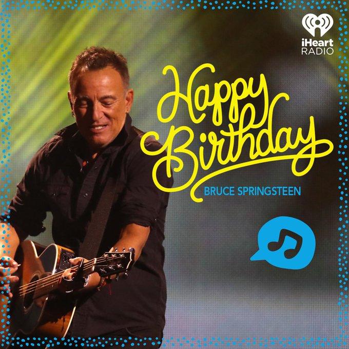Happy Birthday to Bruce today!!