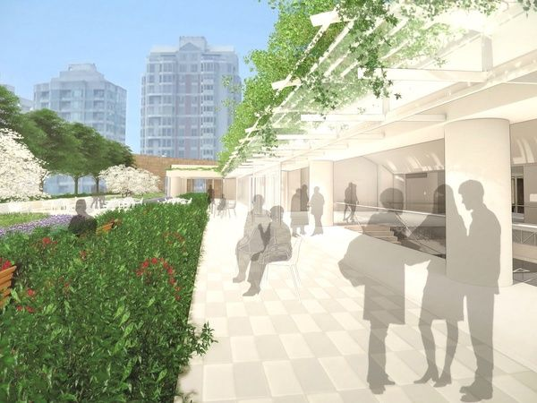 Include Herbs Please New Public Rooftop Garden At Vancouver Library Opens This Month Buffly 2xuRyjW Libraries Urbangarden Design