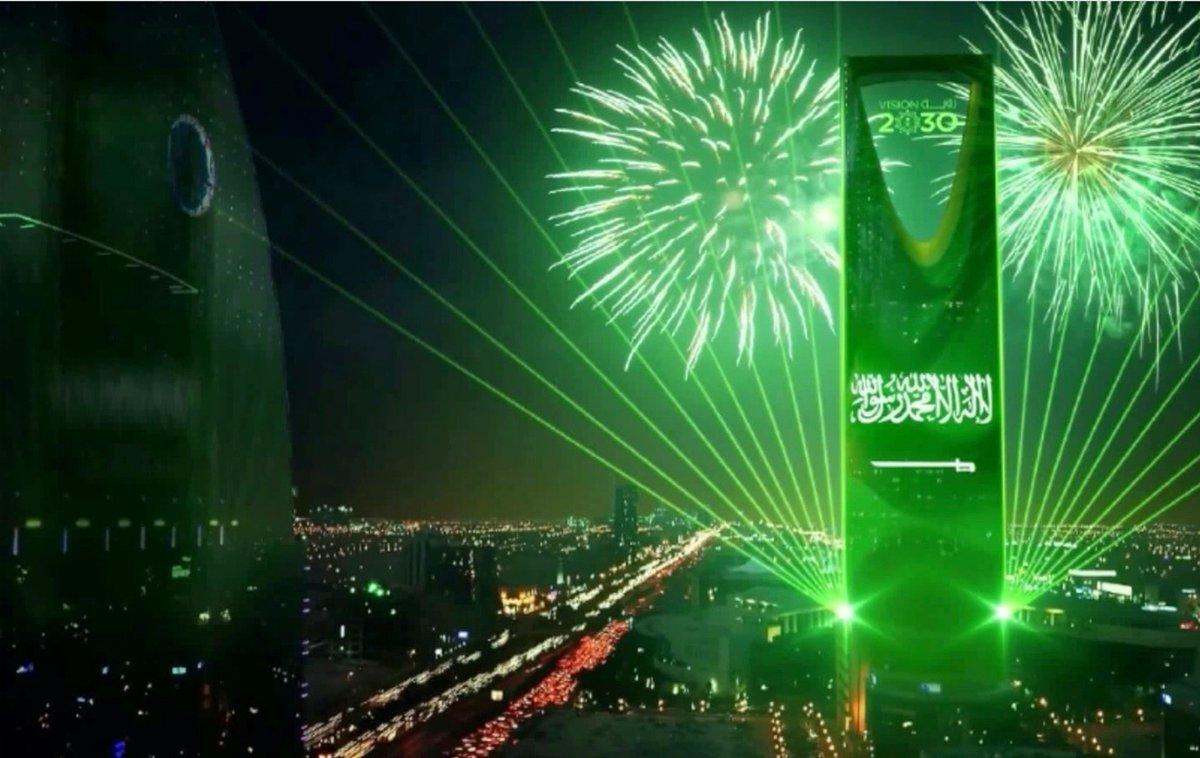 كل عام والوطن بخير. #اليوم_الوطني_السعودي #اليوم_الوطني88 #السعودية