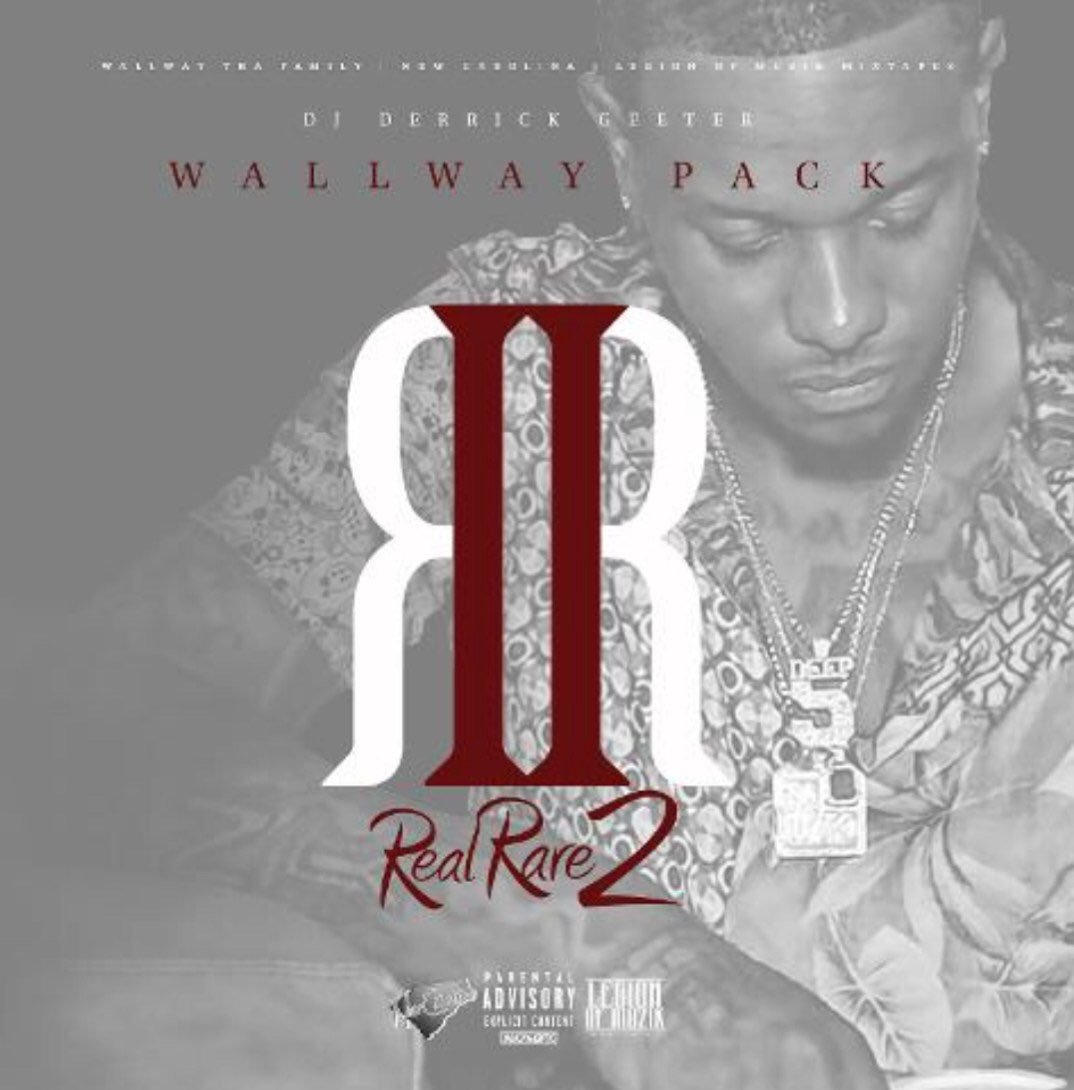 Wallway (@wallwaypac_) Pack Drops 'Real Rare 2': https://t.co/xlHeWwNYdu https://t.co/CpNWQarkI7