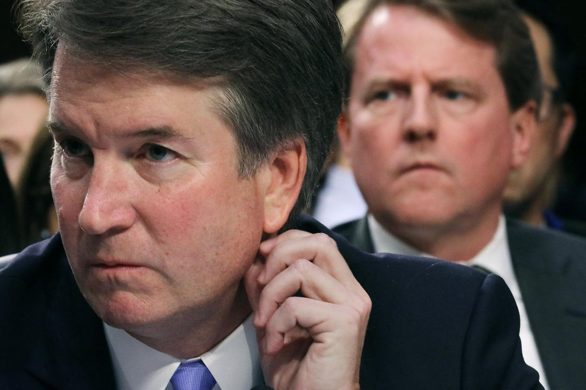 Nearly 50 Yale Law faculty members say allegations against Kavanaugh should be investigated by FBI https://t.co/wUJHPkNowt