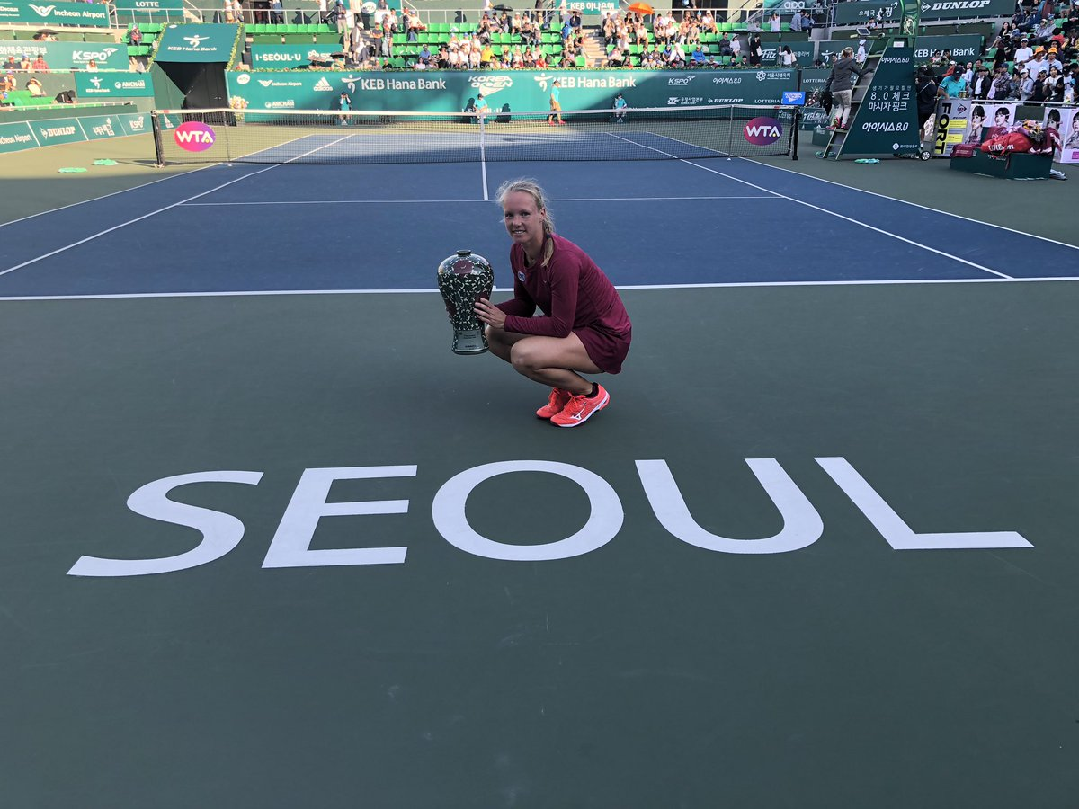 WTA SEOUL 2018 - Page 4 DnxGOwhXcAE0Wea