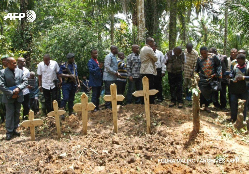 La guerre de Kivu : un conflit oublié au cœur de l'Afrique https://t.co/ZSoIlsJyKG par @Marthe74 #AFP