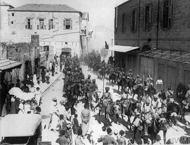 23 9 1918 Allenby Decides To Have Another Crack At Amman 1918Live
