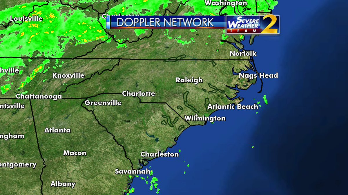 A week after #Florence -- still lots of flood warnings across southern Virginia and the Carolinas @wsbtv