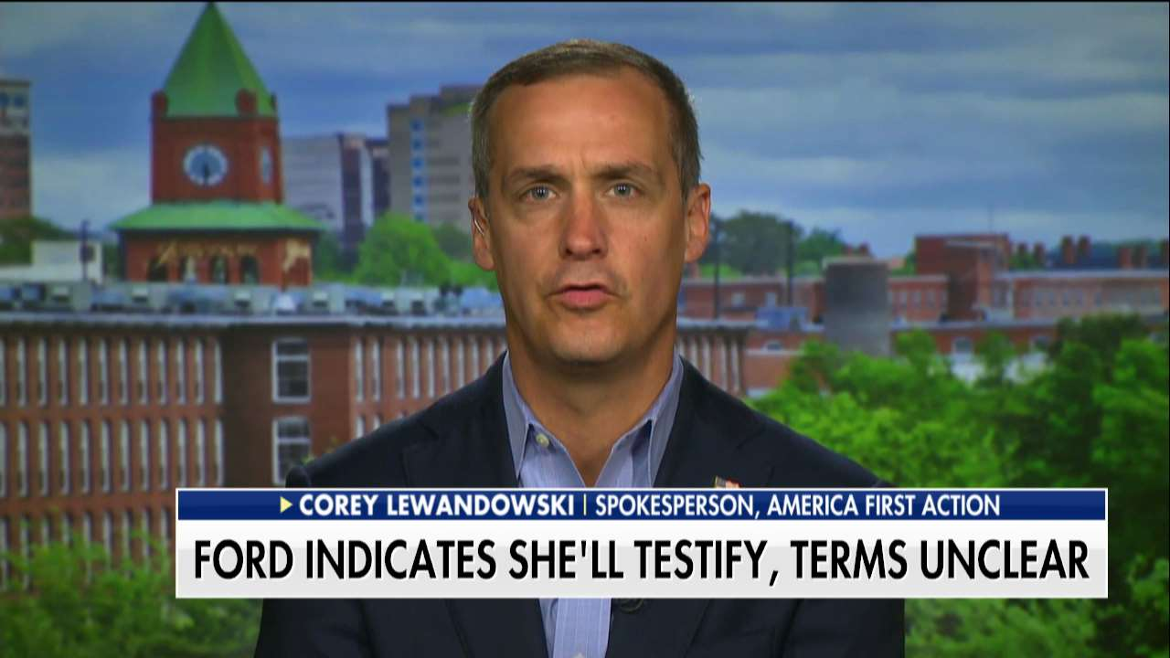 ".@CLewandowski_: ""Judge Kavanaugh is qualified to be a Supreme Court justice."" @foxandfriends https://t.co/dCU5siJMpv"