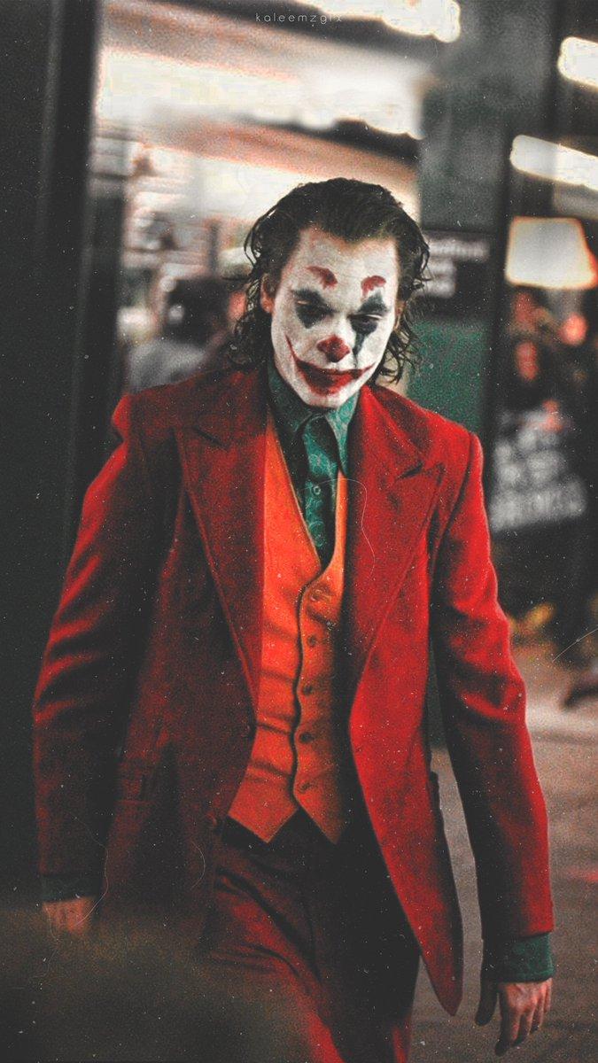 K A L E E M Z Auf Twitter Joaquin Phoenix As Joker Mobile