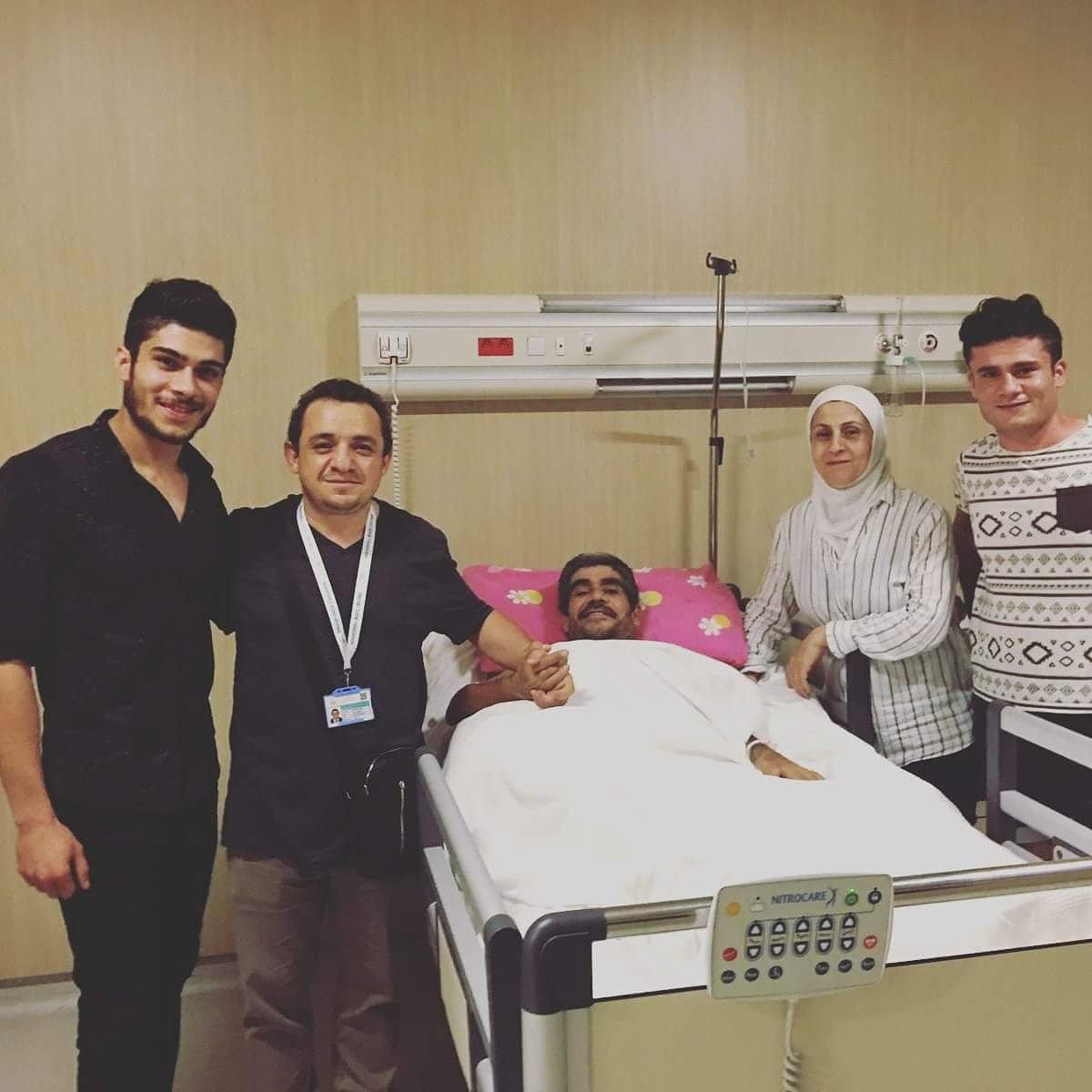 Mersin şehir Eğitim Ve Hastanesi On Twitter Suriye Afrinden