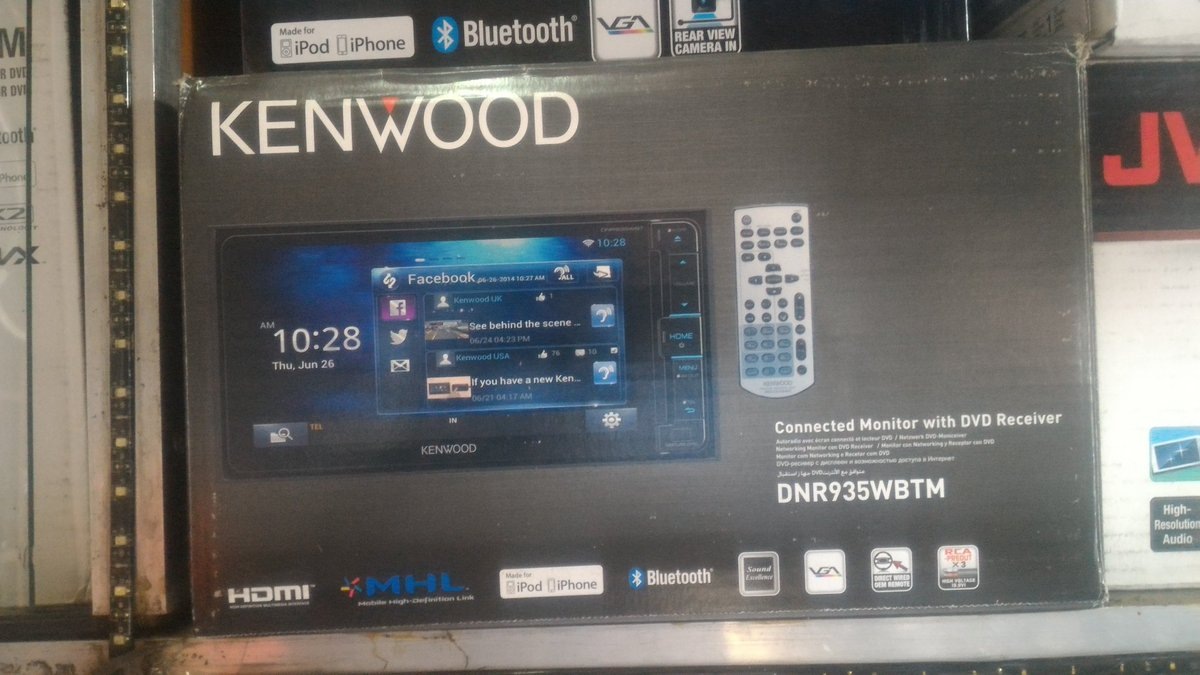 KENWOOD DNR935WBTM MULTIMEDIA RECEIVER DRIVER WINDOWS 7 (2019)