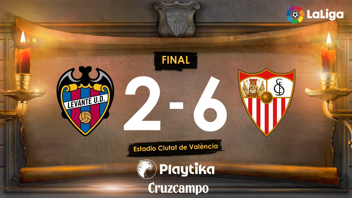 Levante-FC Séville