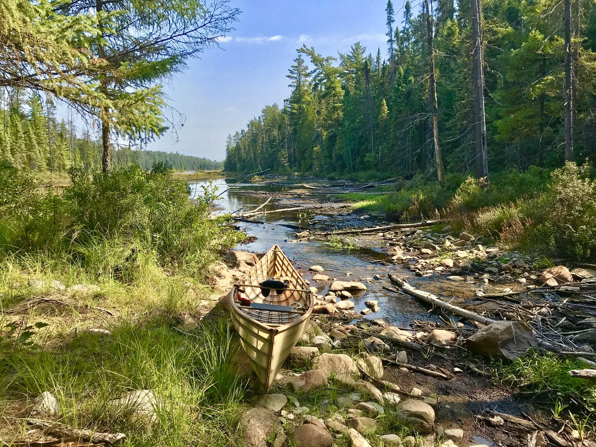 CamperChristina This pic is from the  portage  ia  Temagami  canoe   wildtemagami  temagami  savesolace  paddleon  ontario  wildcamping   exploremore ... 8dfde83b65a