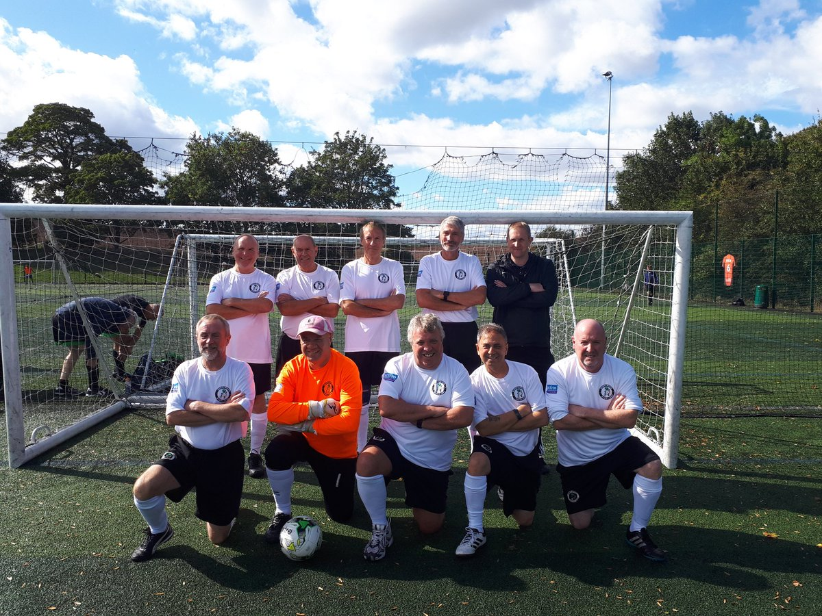 Good Luck to Burntwood Strollers today who are playing in the Walking Football National Finals in Nottingham #proud #walkingfootball #burntwoodstrollers #nationalfinals @LDCsportsdevel @SASSOTCSP @Lichfield_DC @Burntwoodstrol1 @StaffordshireFA<br>http://pic.twitter.com/PzUU7vqoca