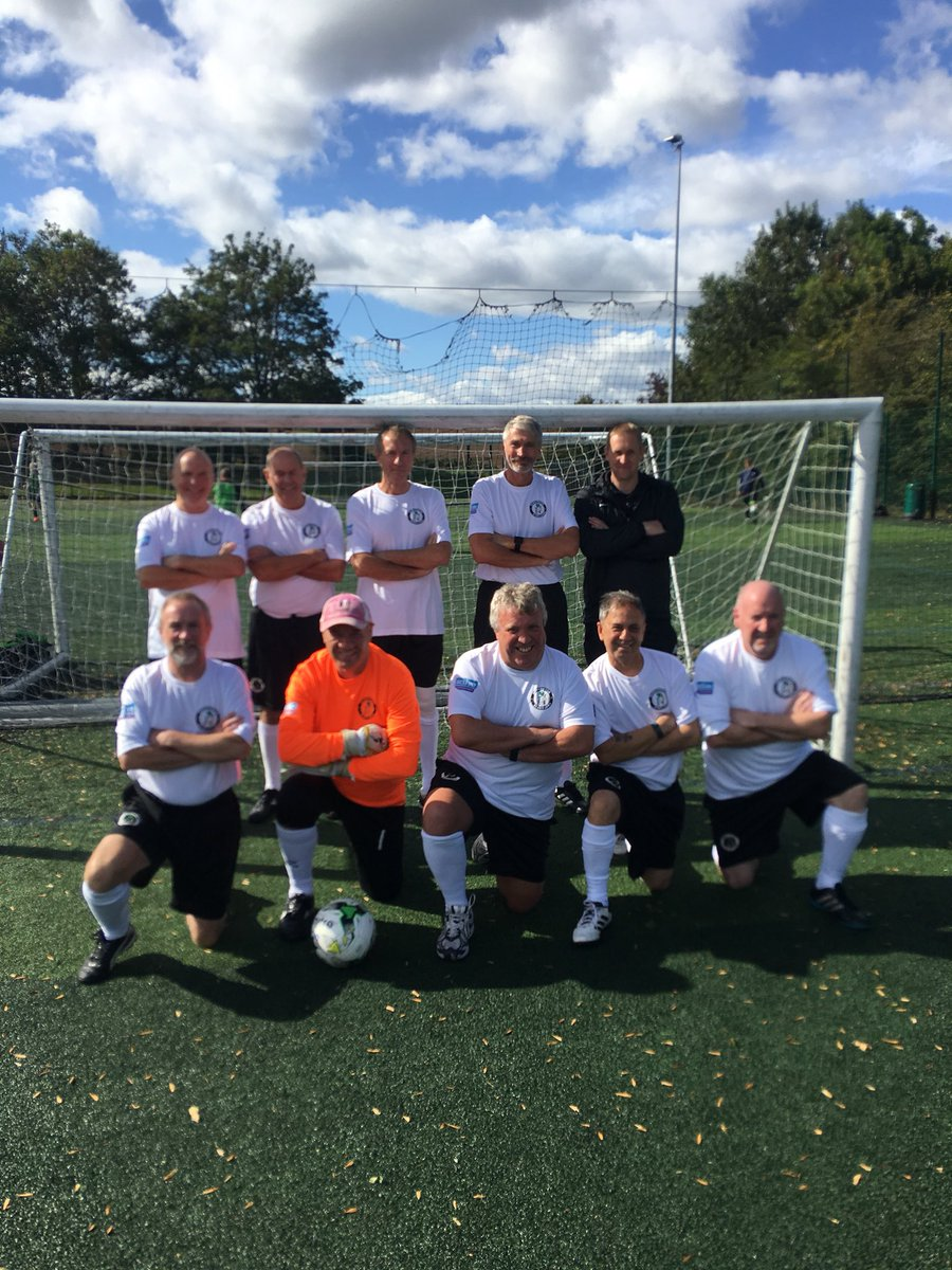 Finals day in the #walkingfootball over 60's national cup at Nottingham football centre good luck lads #burntwoodstrollers #COYS @walkingfootball <br>http://pic.twitter.com/Zs6ldBIU9R