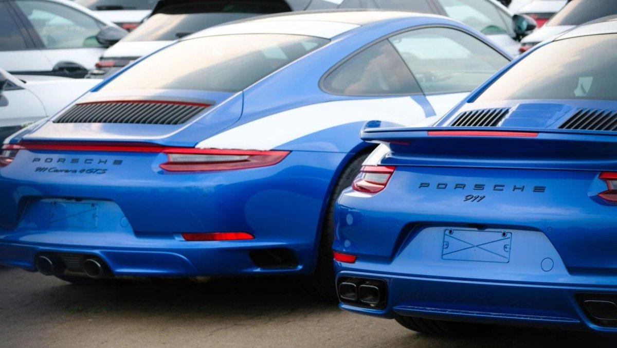 Porsche devient le premier constructeur allemand à arrêter le diesel https://t.co/oqI3FBJcY2