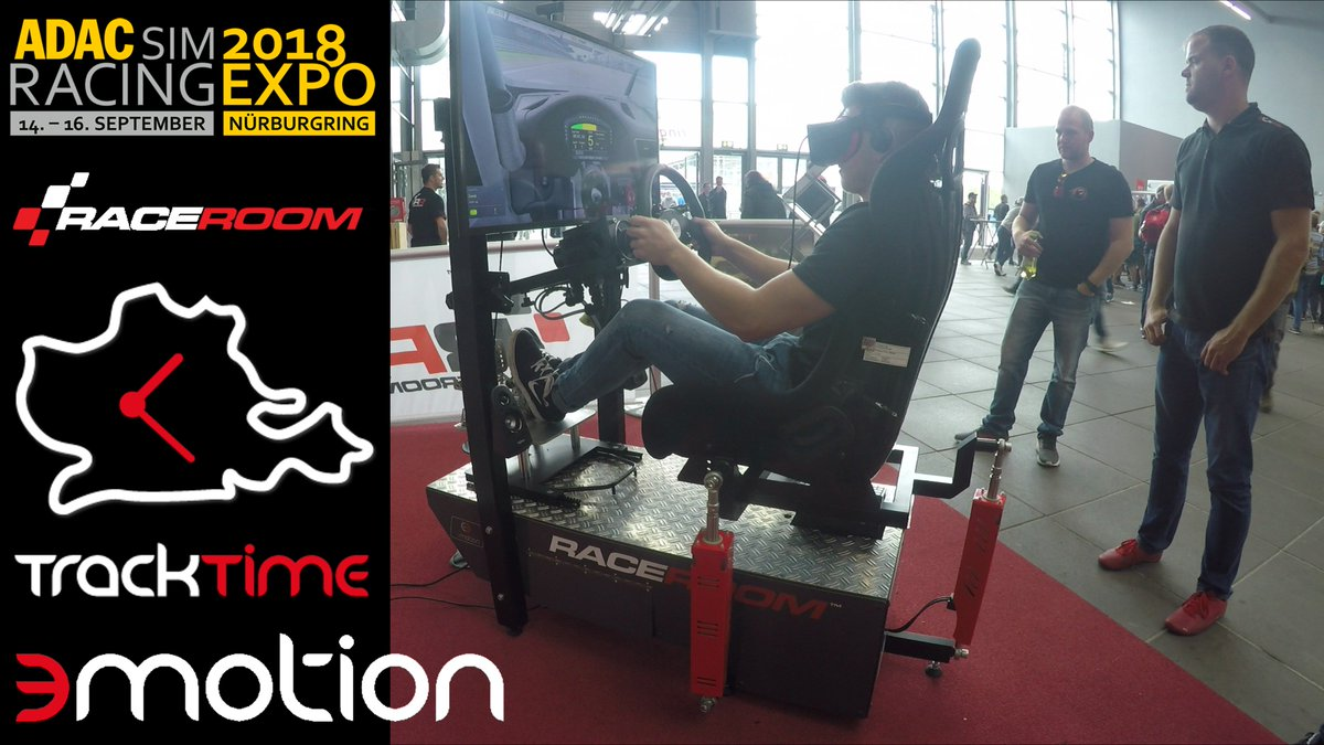 simracingexpo2018 tagged Tweets and Download Twitter MP4