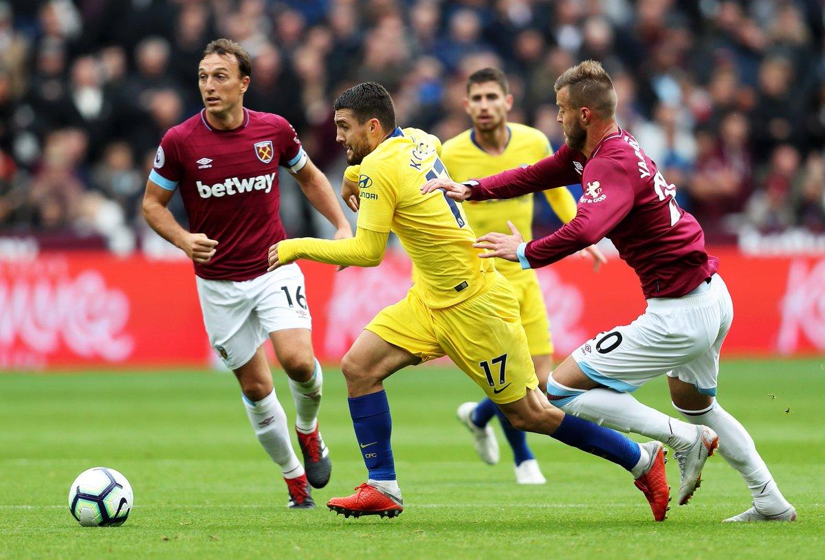 Kết quả West Ham 0-0 Chelsea: Sai một li, đi cả dặm