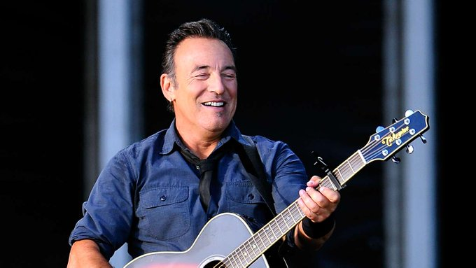Happy 69th birthday Bruce Springsteen! You are The Birthday Boss!
