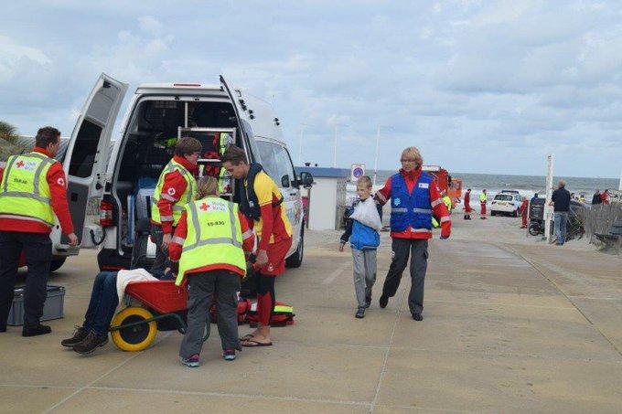 Multidisciplinaire oefening op het strand bij slag Beukel https://t.co/qbooPo8qqq https://t.co/XEkPcAJAtR
